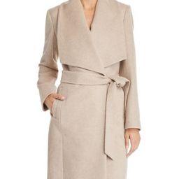 Slick Wrap Coat | Bloomingdale's (US)