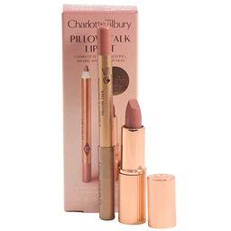 Charlotte Tilbury Pillow Talk Mini Matte Revolution Lipstick and Lip Cheat Lip Liner Mini Travel ...   Amazon (US)