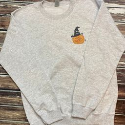 Harry Potter Pumpkin Sweatshirt | Etsy | Etsy (US)