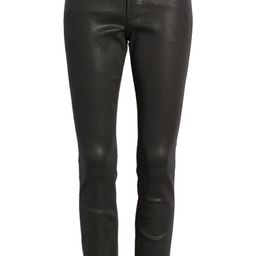 Good Classic Coated Ankle Straight Leg Jeans   Nordstrom   Nordstrom
