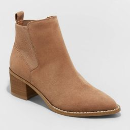 Women's Anya Ankle Boots - Universal Thread™   Target