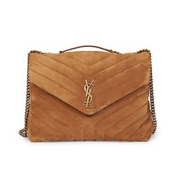 Medium Loulou Chain Bag | Saks Fifth Avenue