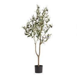 Faux Olive Tree   World Market
