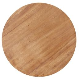 Acacia Wood Charger Plate | Pottery Barn (US)