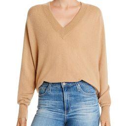 Madalene Cashmere V-Neck Sweater | Bloomingdale's (US)