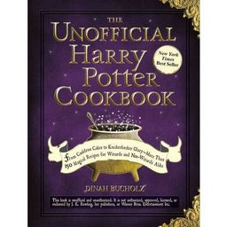The Unofficial Harry Potter Cookbook by Dinah Buckholz (Hardcover) | Target