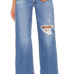 Ribcage Straight Ankle Jean   Revolve Clothing (Global)