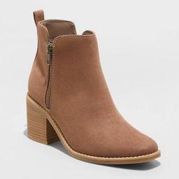 Women's Bristol Ankle Boots - Universal Thread™   Target