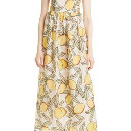 Women's Rebecca Taylor Empire Waist Dress, Size 00 - Ivory | Nordstrom
