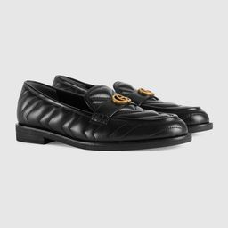 Gucci Women's loafer with Double G | Gucci (UK)