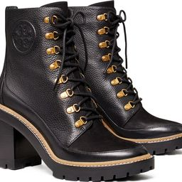 Miller Mixed Materials Lug Sole Boot | Nordstrom