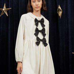 Pisces Velvet Smock Dress | Sister Jane (UK)