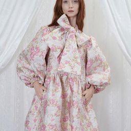 Fondness Bow Mini Dress | Sister Jane (UK)