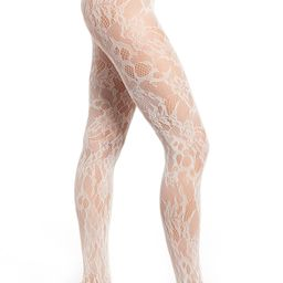 Lace Cutout Tights | Nordstrom