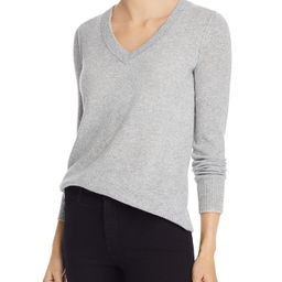 V-Neck Cashmere Sweater - 100% Exclusive   Bloomingdale's (US)