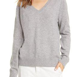 Weekend V-Neck Cashmere Sweater   Nordstrom