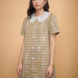 DREAM Heather Sequin Tweed Dress | Sister Jane (UK)