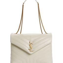Medium Loulou Matelassé Leather Shoulder Bag | Nordstrom