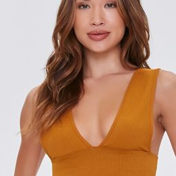 Seamless Plunging Bralette | Forever 21 (US)