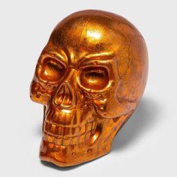Skull Halloween Decorative Sculpture - Hyde & EEK! Boutique™ | Target