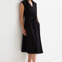 Knee-length Jacket Dress   H&M (US)