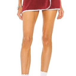 REVOLVE TENNIS CLUB Wrap Skort in Maroon from Revolve.com | Revolve Clothing (Global)