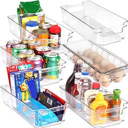 Utopia Home Set of 6 Pantry Organizers-Includes 6 Organizers (5 Drawers & 1 Egg Holding Tray)-Org...   Amazon (US)