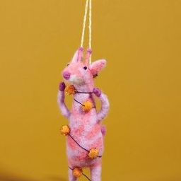Party Giraffe Ornament   Anthropologie (US)