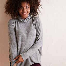 Aerie Plush Turtleneck | American Eagle Outfitters (US & CA)