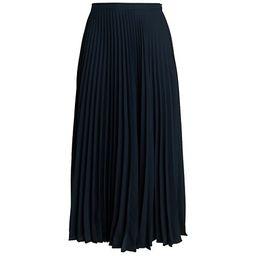 Pleated Midi Skirt   Saks Fifth Avenue OFF 5TH