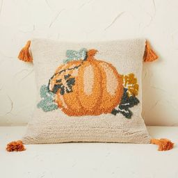 Pumpkin Square Throw Pillow - Opalhouse™ designed with Jungalow™ | Target