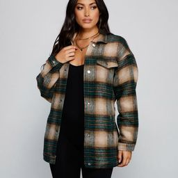 The One Belted Flannel Shacket | Windsor Stores