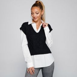 Preppy Trendsetter Layered Tunic | Windsor Stores