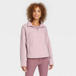Women's Quarter Zip Sweatshirt - A New Day™   Target