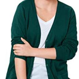 ellos Women's Plus Size Everyday Cardigan Sweater   Amazon (US)
