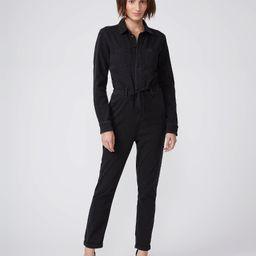 Christy Long Sleeve Jumpsuit - Dreamy Black | Paige