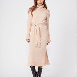 Raundi Dress - Camel | Paige