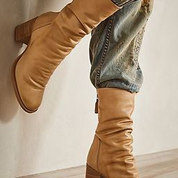 Elle Block Heel Boots   Free People (US)