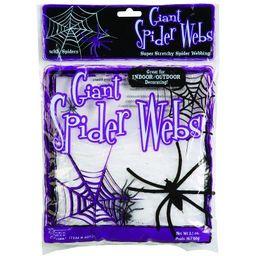 Forum Novelties White 2Oz Giant Spider Webs Decoration | Target