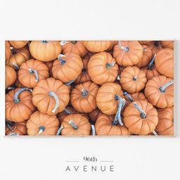 Read the full title     Thanksgiving Pumpkin Pile | Fall Frame Tv Art | Autumn Photography | Farm... | Etsy (US)