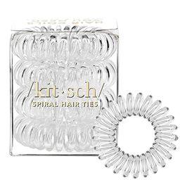 Kitsch Spiral Hair Ties, Coil Hair Ties, Phone Cord Hair Ties, Ponytail Hair Coils No Crease - 4 ...   Amazon (US)