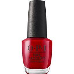 OPI Nail Lacquer, Red Nail Polish   Amazon (US)