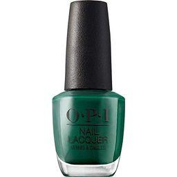 OPI Nail Lacquer, Green Nail Polish, 0.5 fl oz   Amazon (US)