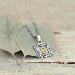 Initial Me Necklace - In Gold | Inspiranza