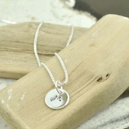 Initial It Necklace | Inspiranza