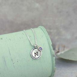 Personalized Birthstone Necklace | Inspiranza