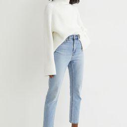 Slim High Ankle Jeans | H&M (UK, IE, MY, IN, SG, PH, TW, HK, KR)