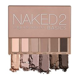 Urban Decay Naked2 Basics Eyeshadow Palette, 6 Taupe & Brown Matte Neutral Shades - Ultra-Blendab...   Amazon (US)