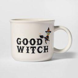 15oz Stoneware Good Witch Halloween Mug - Hyde & EEK! Boutique™   Target