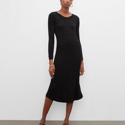 Slim Long Sweater Dress | Club Monaco (Global)